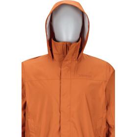 Marmot PreCip Jacket Men tangelo